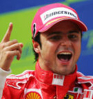 Felipe Massa Profile